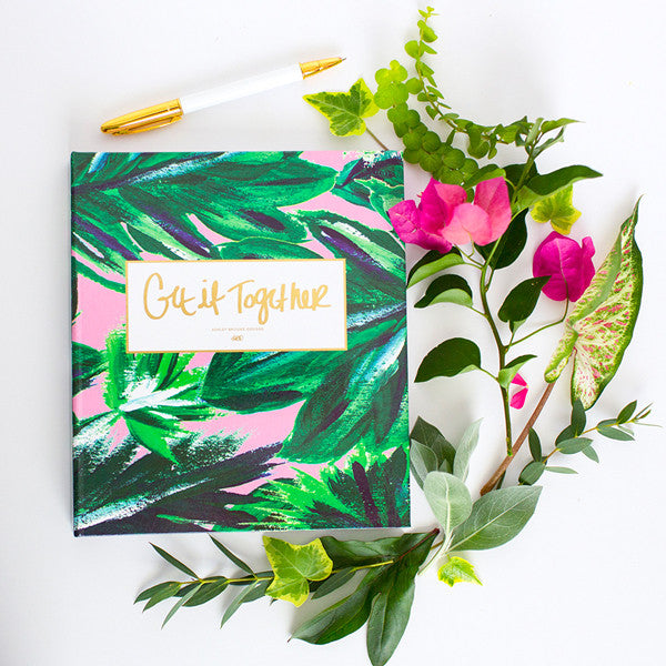 Get It Together Notebook-Notebooks-Ashley Brooke Designs