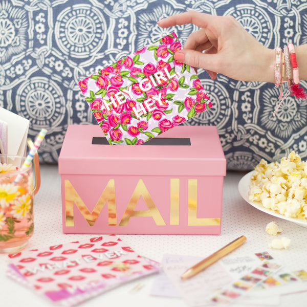 Happy Mail Postcards from Ashley Brooke Designs