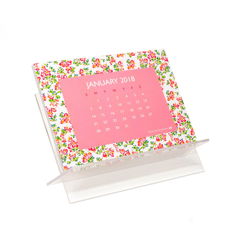 2018 Year of Color Desk Calendar-Desk Calendar-Ashley Brooke Designs