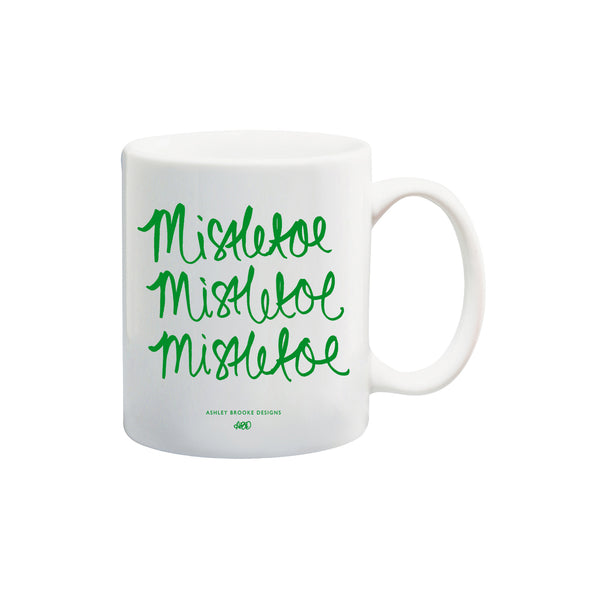 Mistletoe Coffee Mug