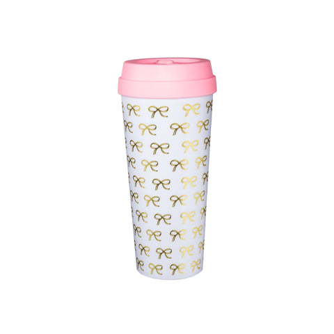 All Tied Up Travel Mug-Travel Mugs-Ashley Brooke Designs