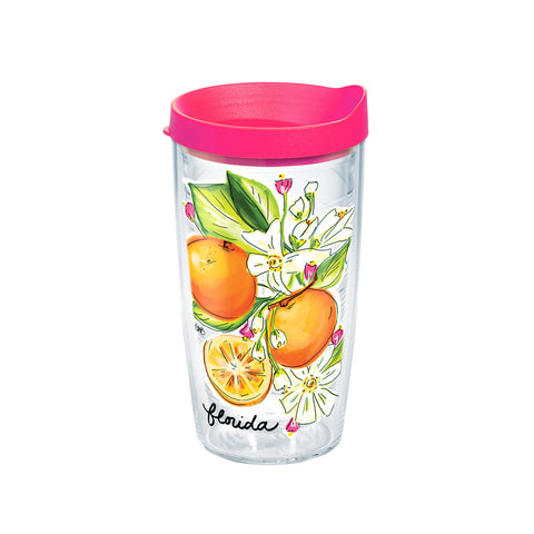 Florida Tervis Tumbler-Drinkware-Ashley Brooke Designs