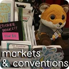markets & conventions