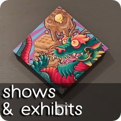 shows & exhibitions