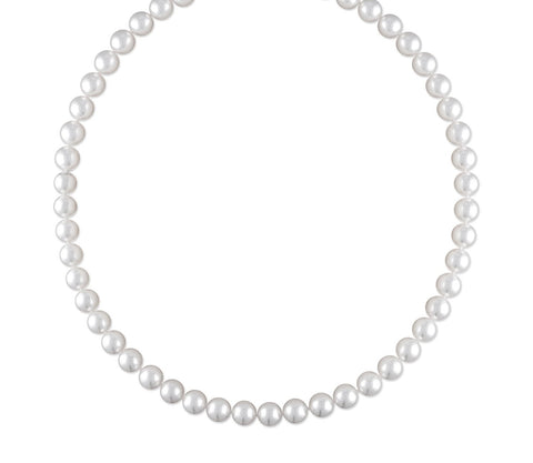8-8.5mm Akoya Cultured Pearl Necklace