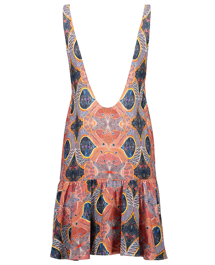 Yanvalou Gods Beach Dress