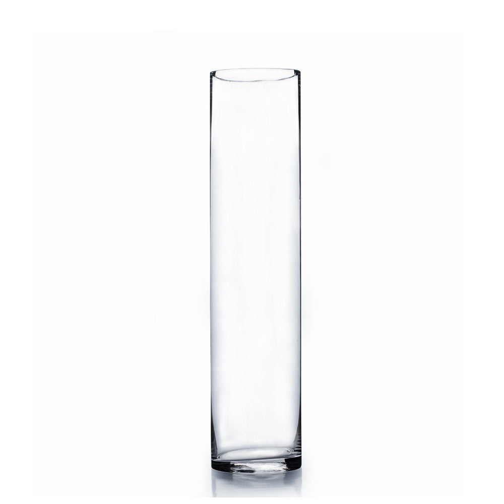 "4"" x 16"" Cylinder Vase (Pack of 3) - VCY0416"