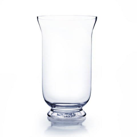 "12"" Hurricane Vase (Set of 2) - HV0812"