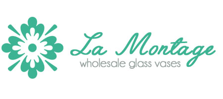 La Montage - Wedding and Event Supplies / Wholesale Glass Vases