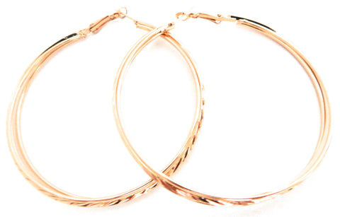 Triple Beam Hoops