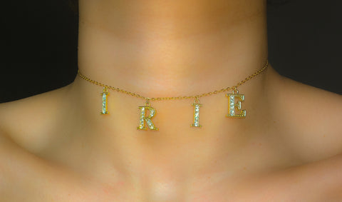 Personalized Choker