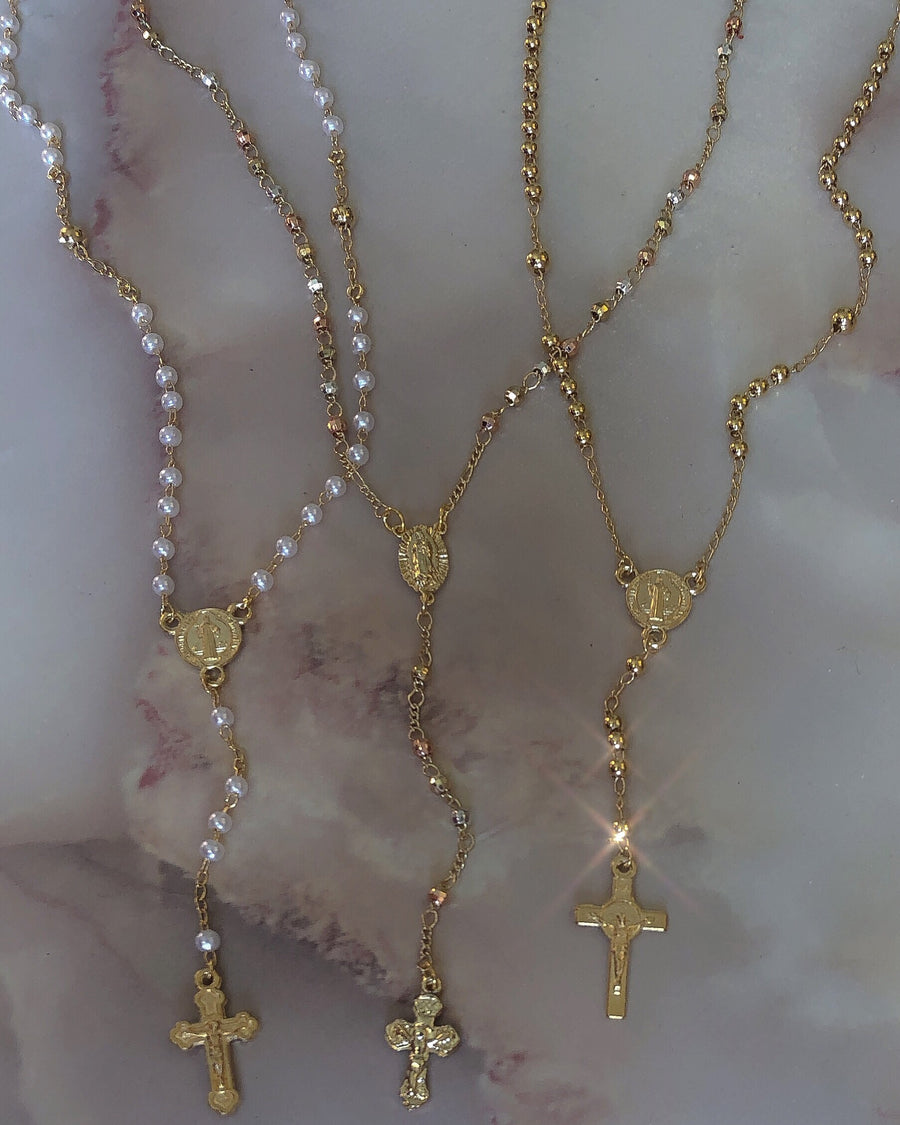 Pearly Rosary