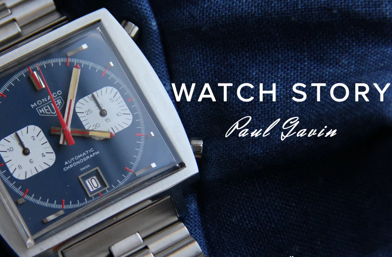 Watch Story - A Passion For Heuer