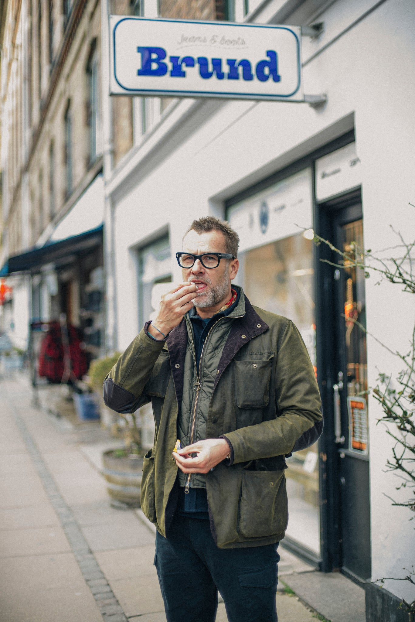 Kristian Haagen About Town With Copenhagen A Collected Man 6