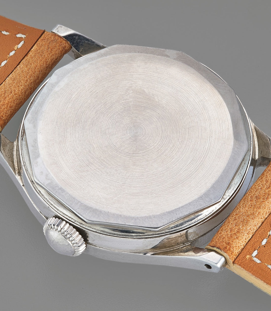 Patek Philippe Calatrava ref. 565 with Borgel waterproof case for A Collected Man London