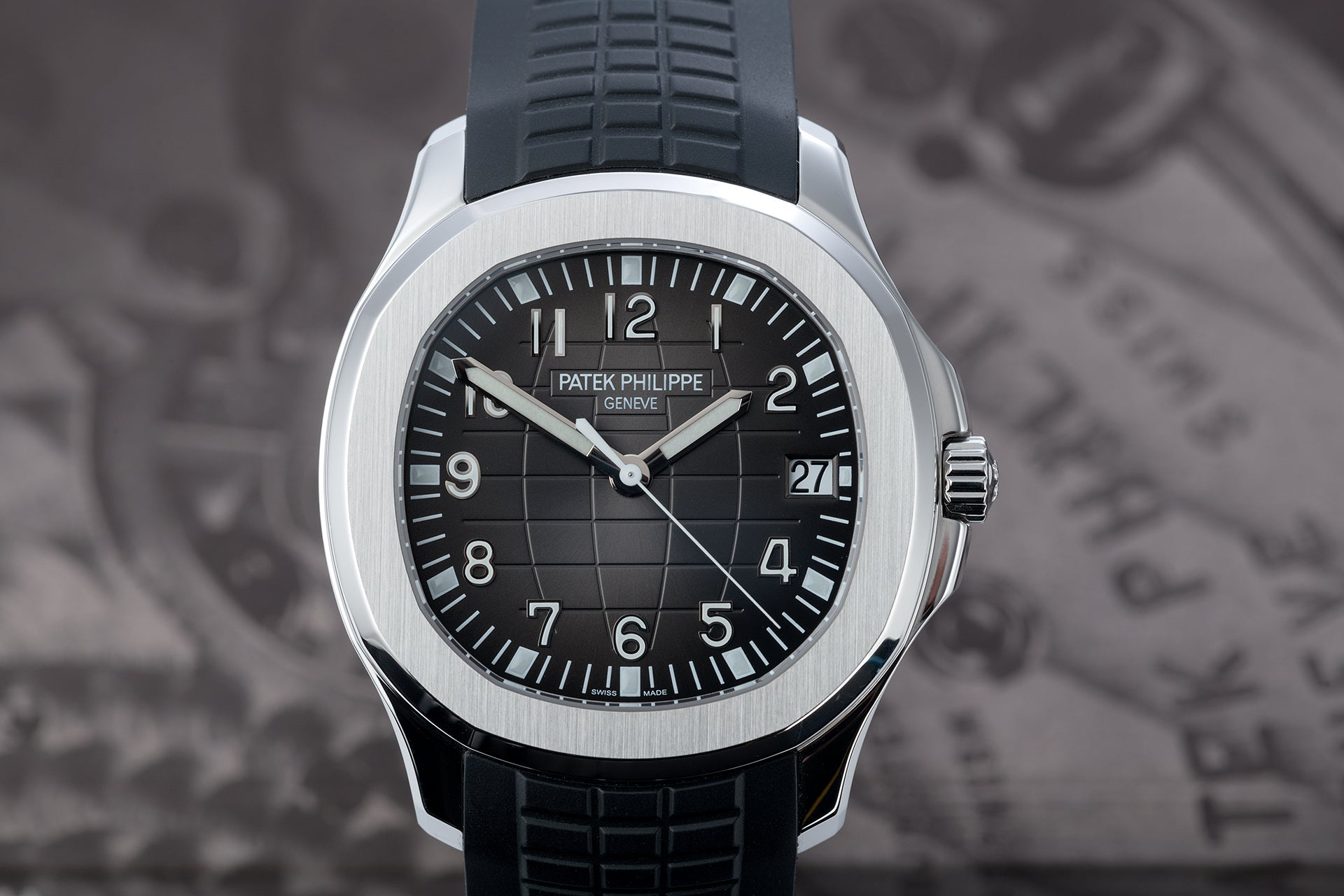 Patek Philippe 5167 Aquanaut in stainless steel for A Collected Man London
