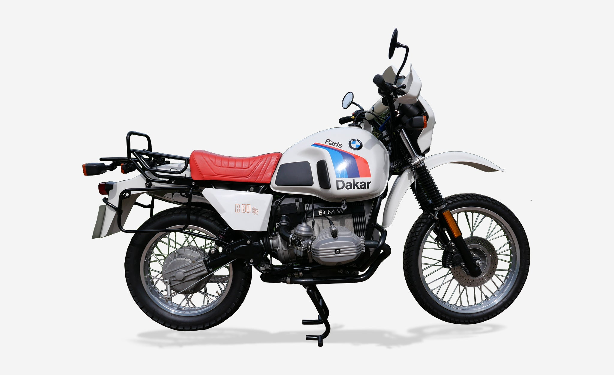 BMW R80GS Motorcycle