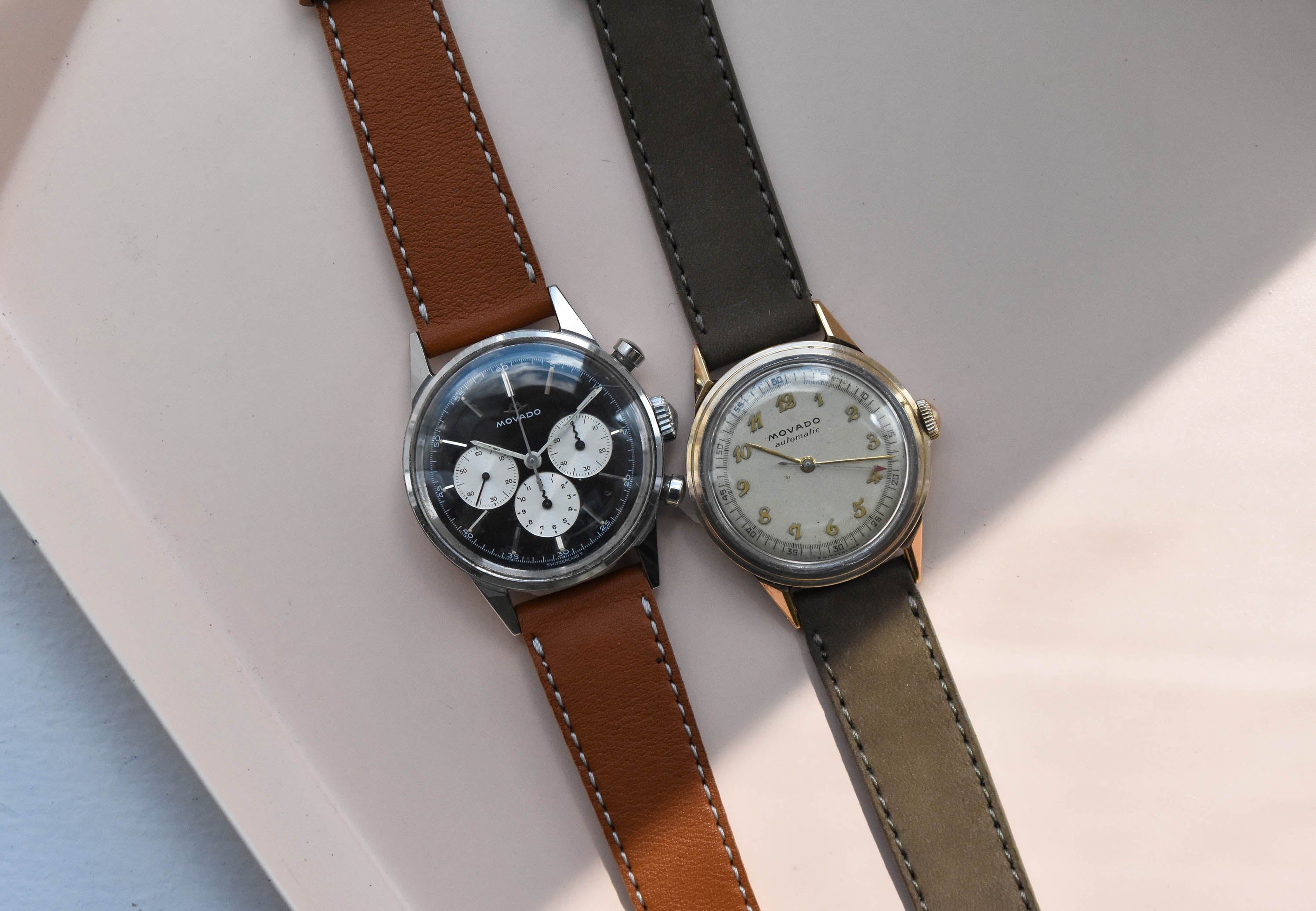 Movado chronograph and time-only in Borgel – The Master Casemaker you Haven't Heard Of for A Collected Man London