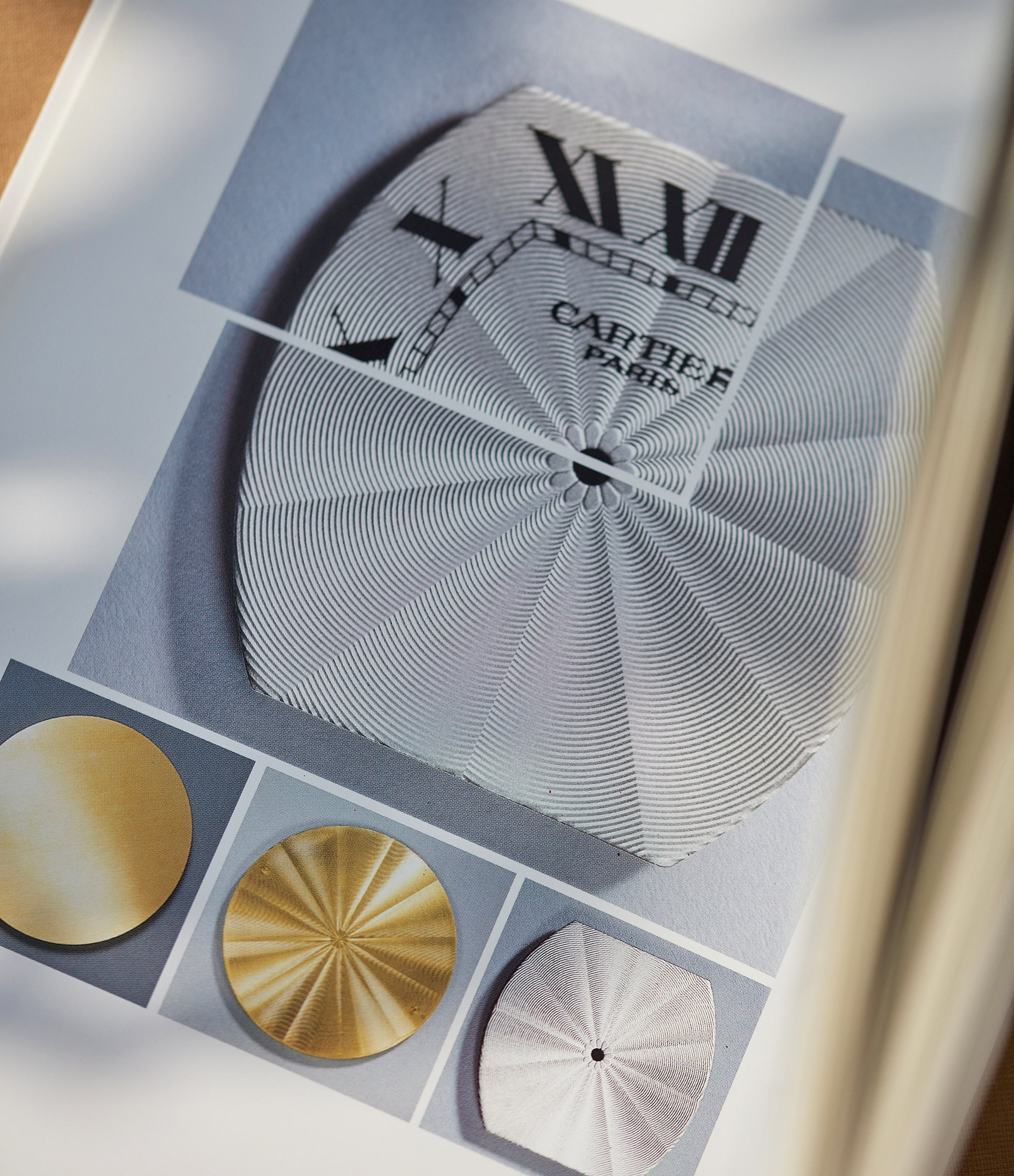 """Cartier CPCP catalogue of watch movements In A Collector's Guide to the """"Collection Privée Cartier Paris"""" for A Collected Man London"""