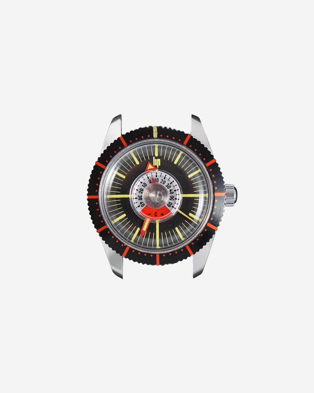 A Lip Thermometer Watch in The Complications Lost to Time for A Collected Man London