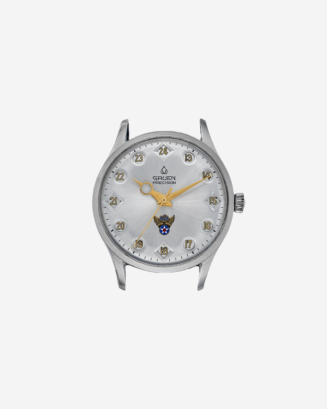 Gruen Airflight watch in The Complications Lost to Time for A Collected Man London