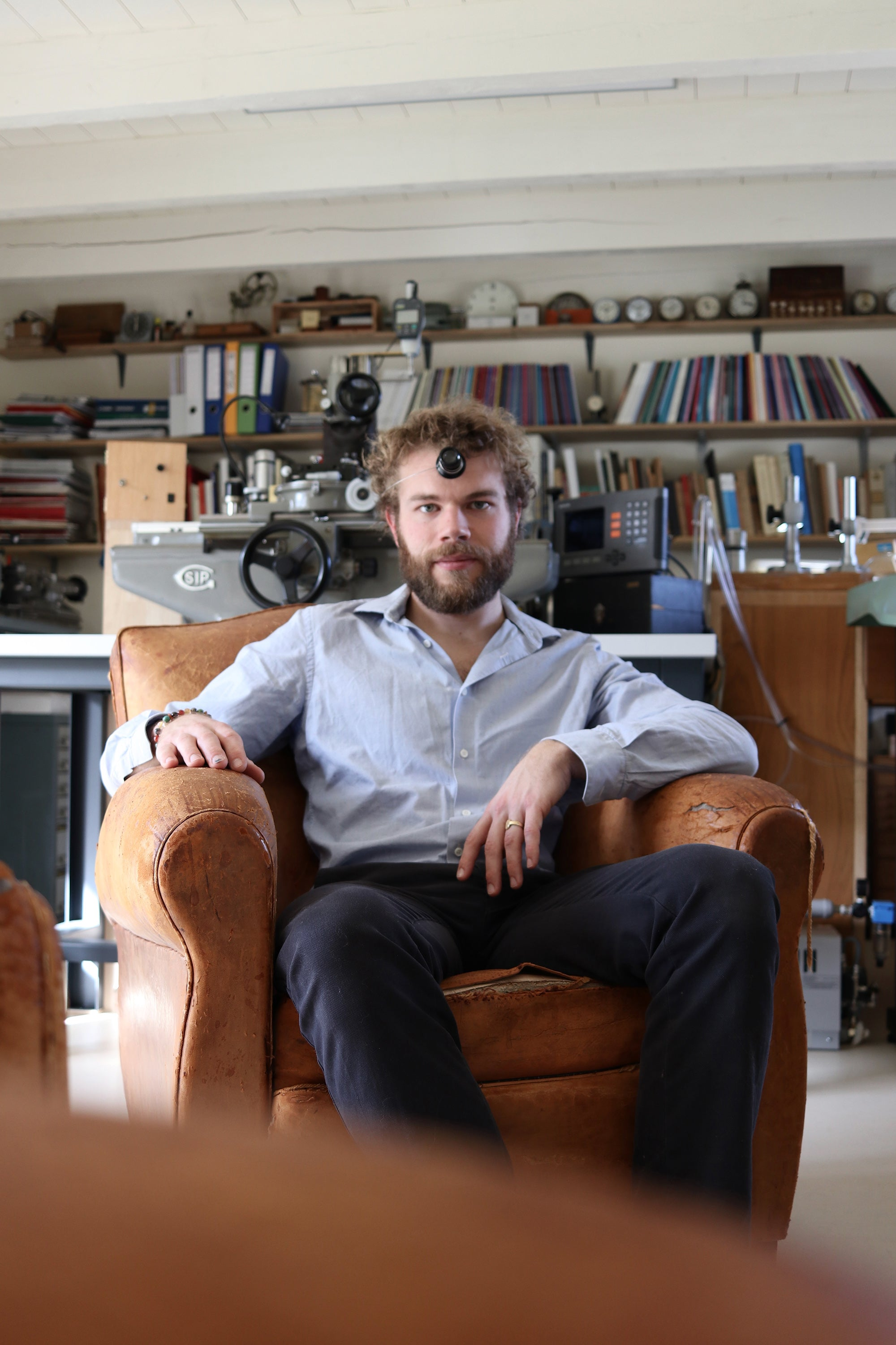 Cyril Brivet-Naudot young French watchmaker interview with A Collected Man London