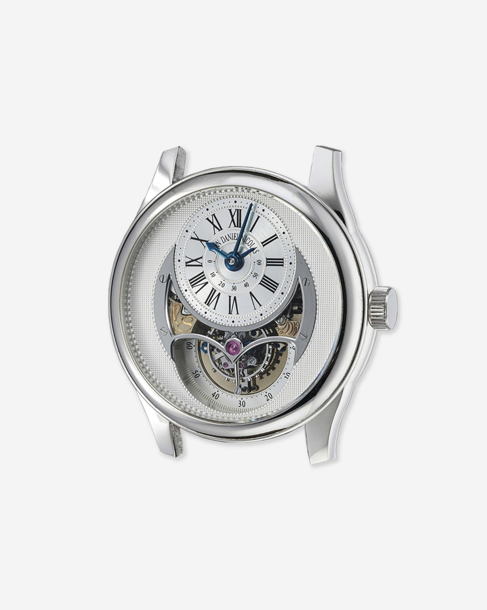 Jean Daniel Nicolas two minute tourbillon
