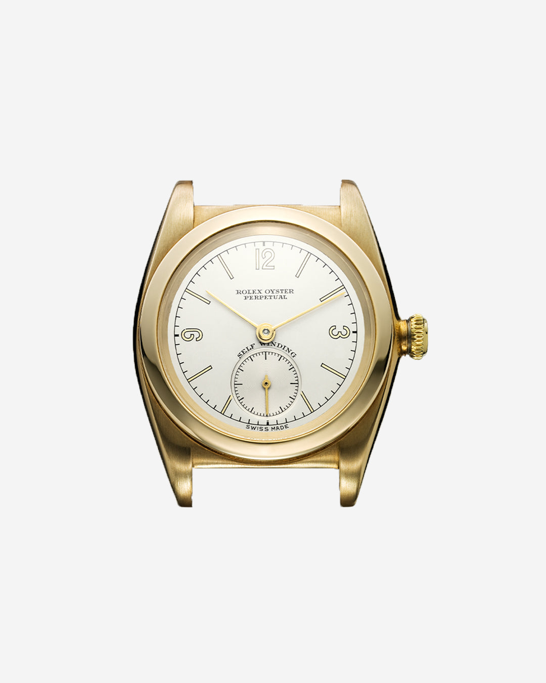 Rolex Oyster Perpetual In Four Patents that Changed the Face of Watchmaking for A Collected Man London
