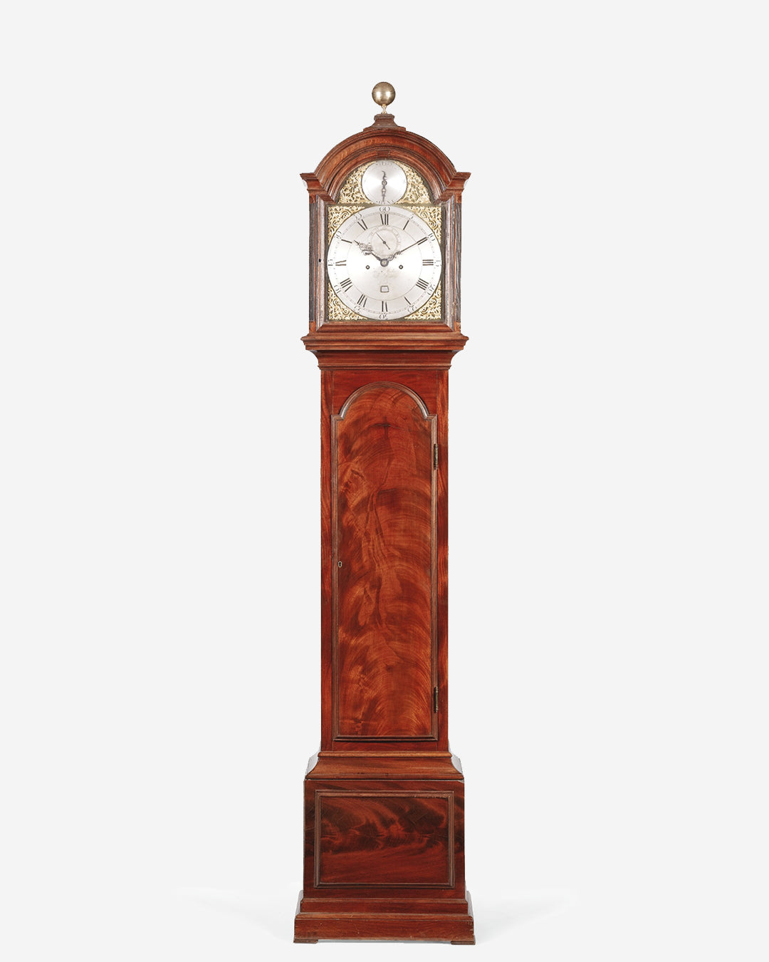 Mudge and Dutton clock in George Daniels the Collector for A Collected Man London