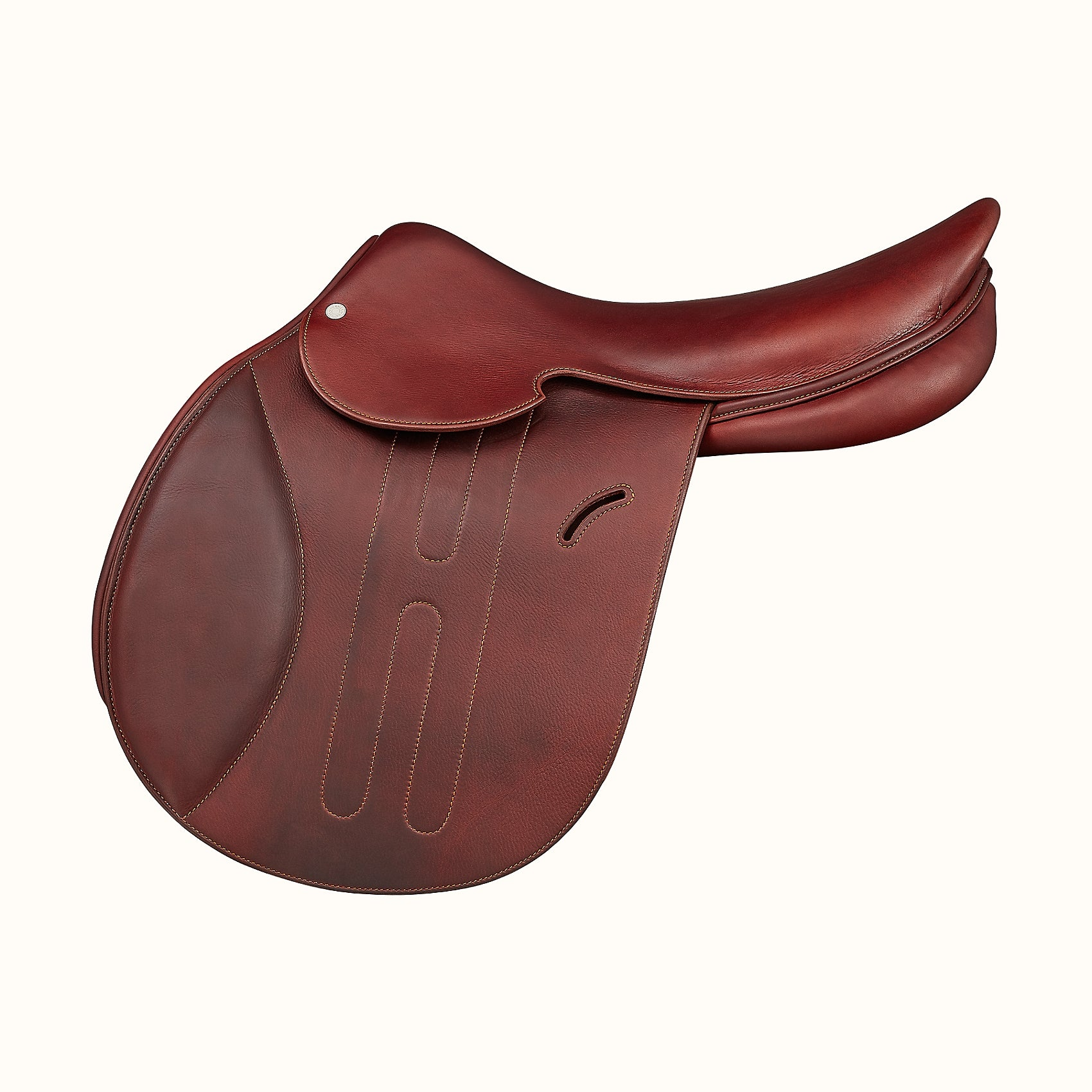 Hermès saddle in How Hermès became the Masters of Leather for A Collected Man London