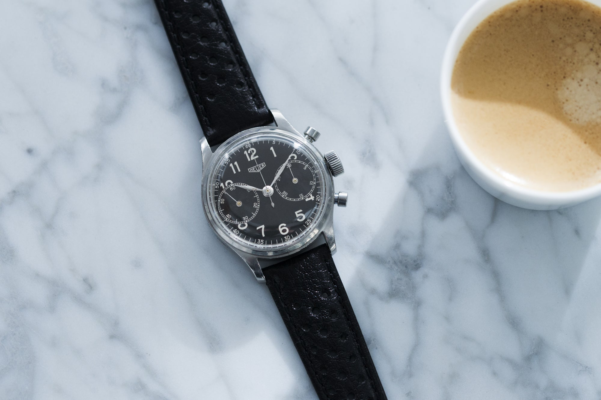 ceca3456ac135 Prior to Heuer s introduction of the racing-inspired