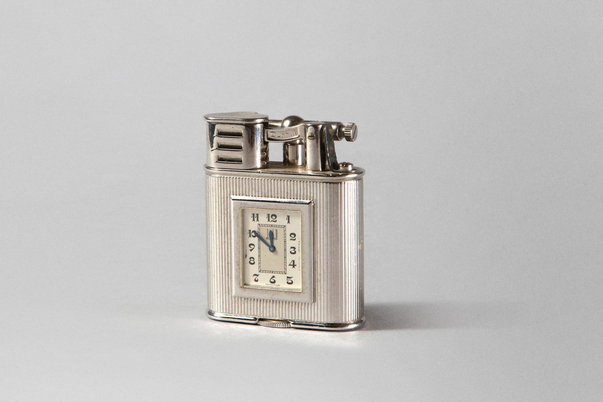 Dunhill Lighter Watch in Our Favourite Horological Objects for A Collected Man London