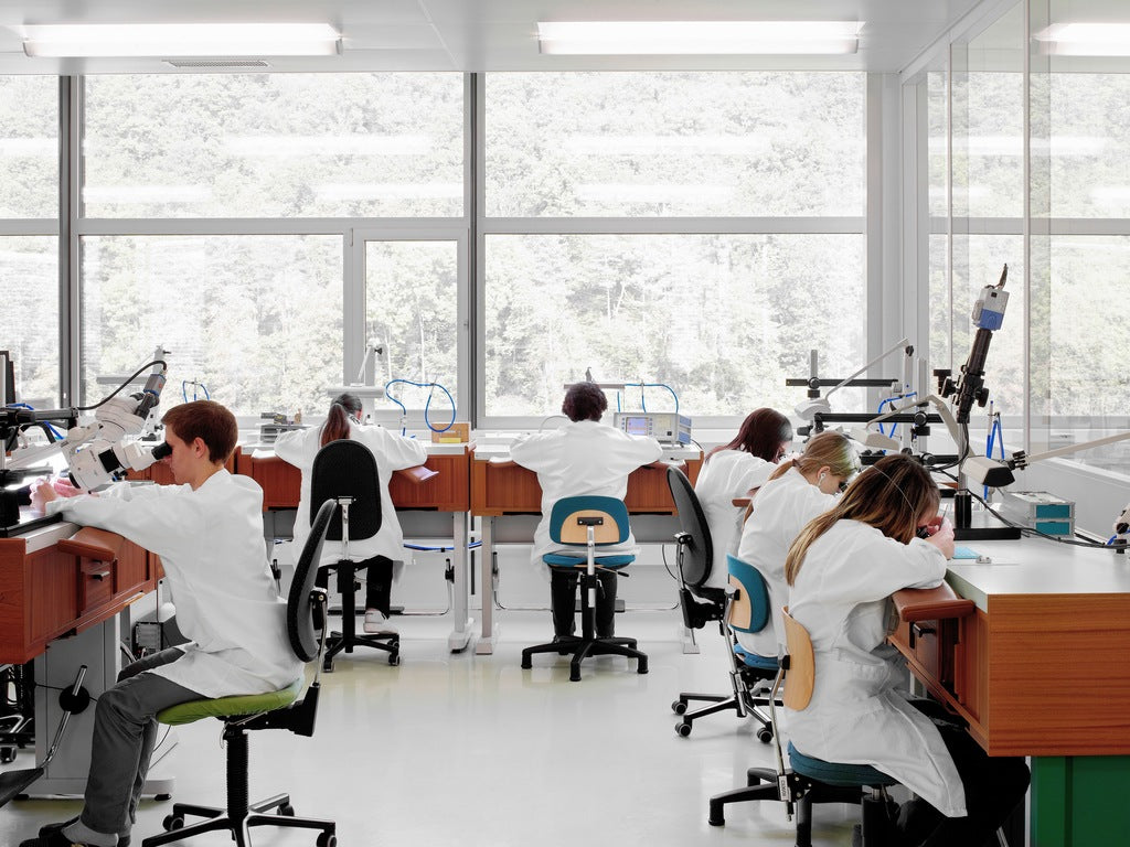 Bienne Rolex workshop in In-house or ébauche, and does it even matter anymore? For A Collected Man London