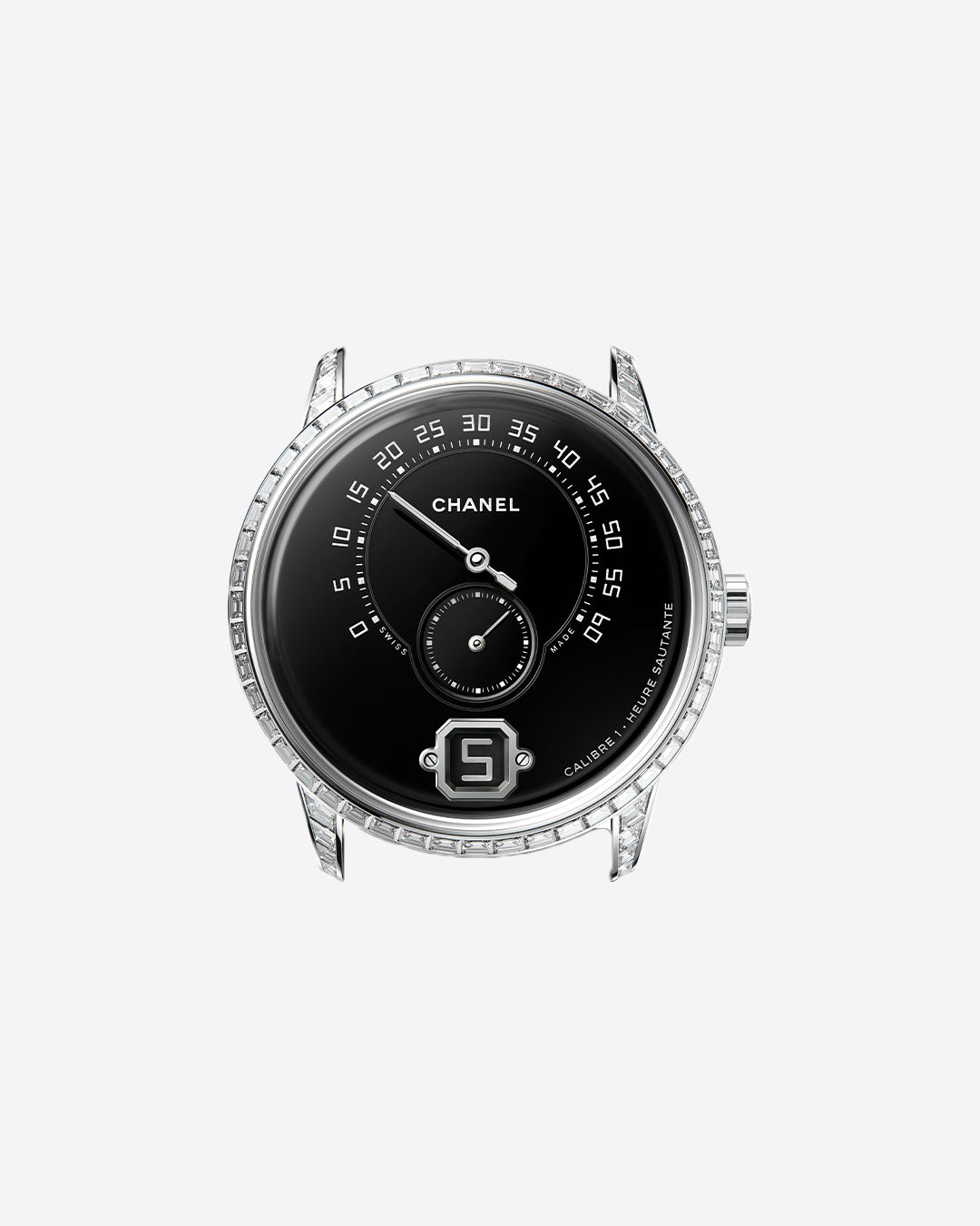 Chanel Monsieur front watch movement in In-house or ébauche, and does it even matter anymore? For A Collected Man London