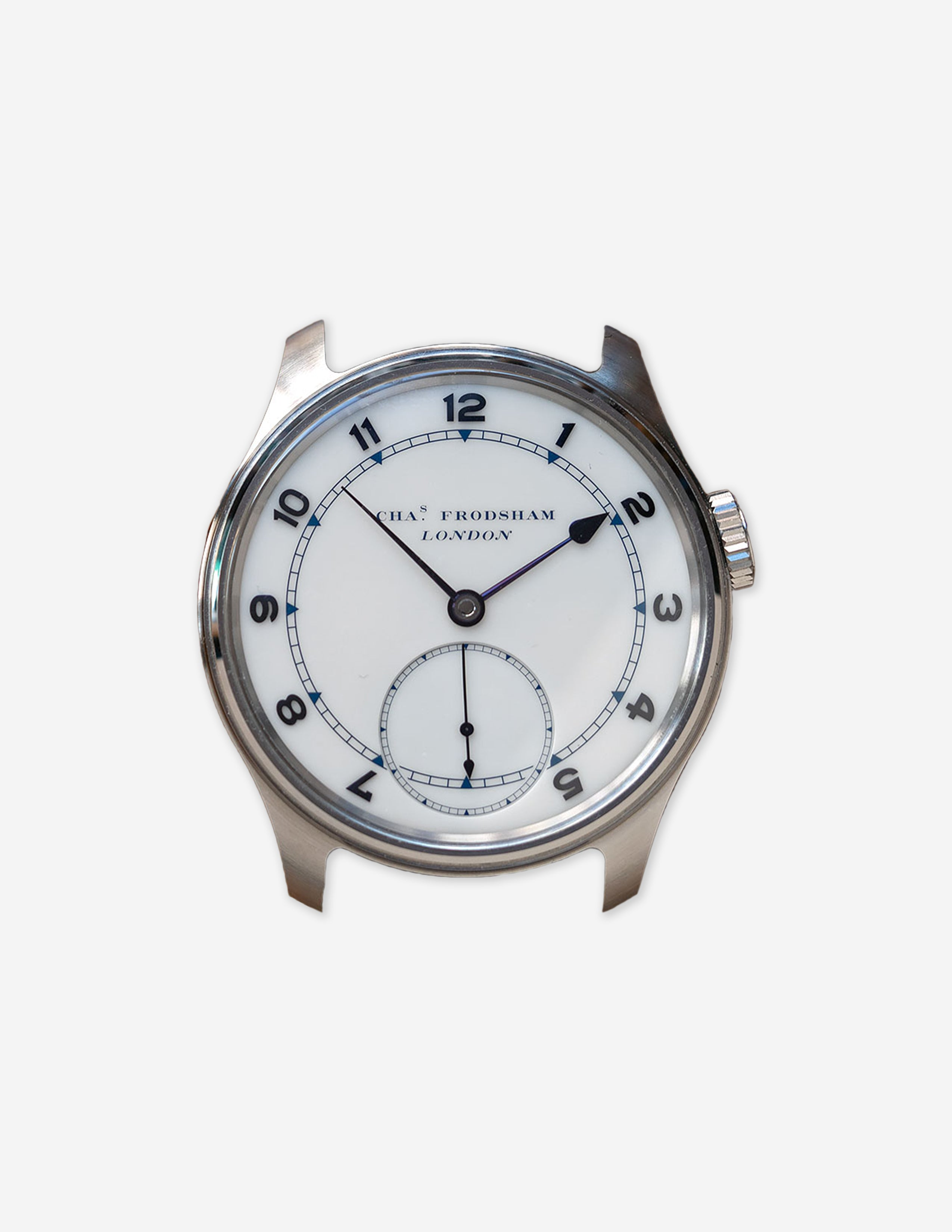 The Frodsham Double Impulse Chronometer wristwatch for A Collected Man London