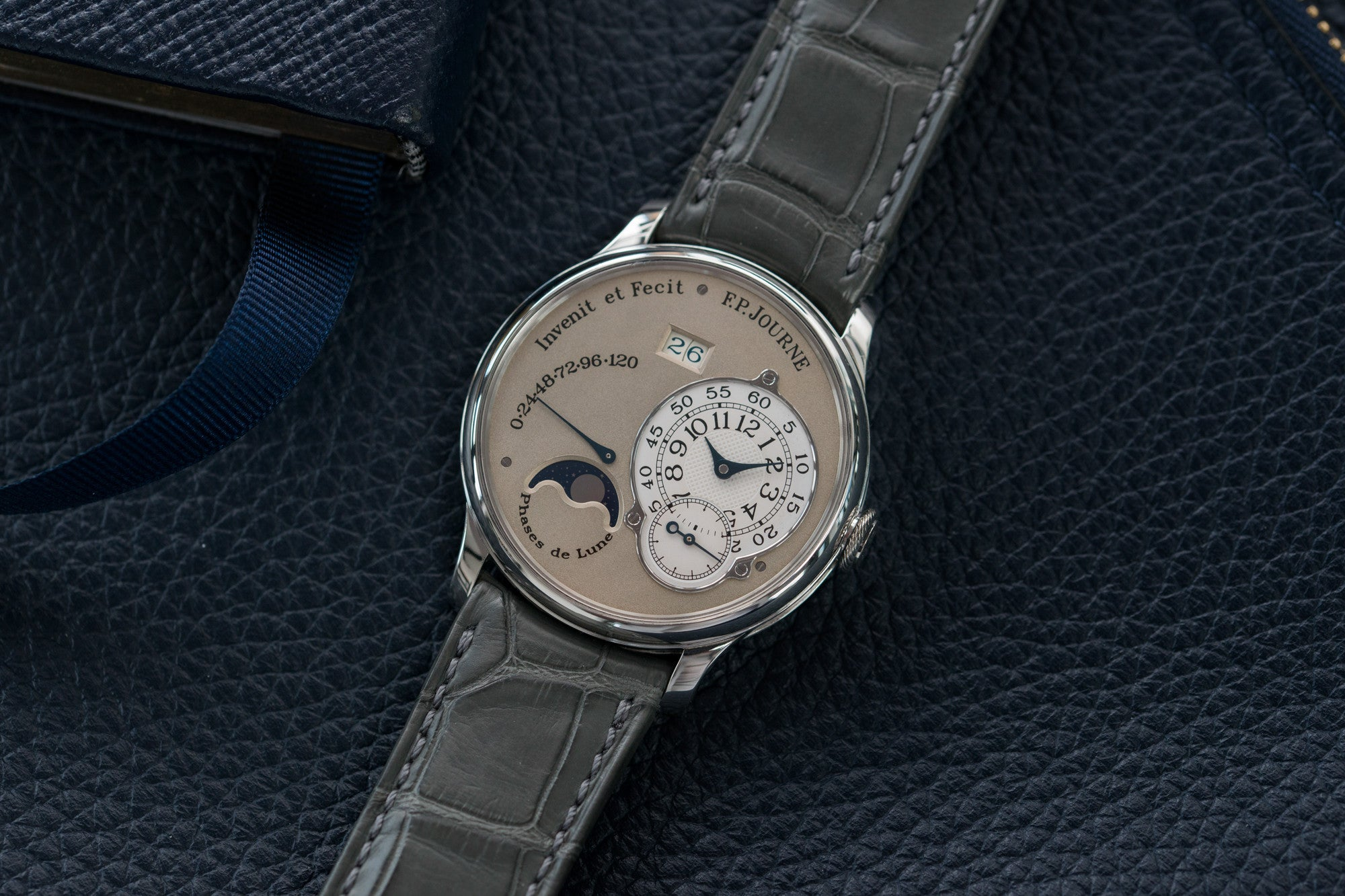 F. P. Journe Octa Lune at A Collected Man rare independent watch specilalist