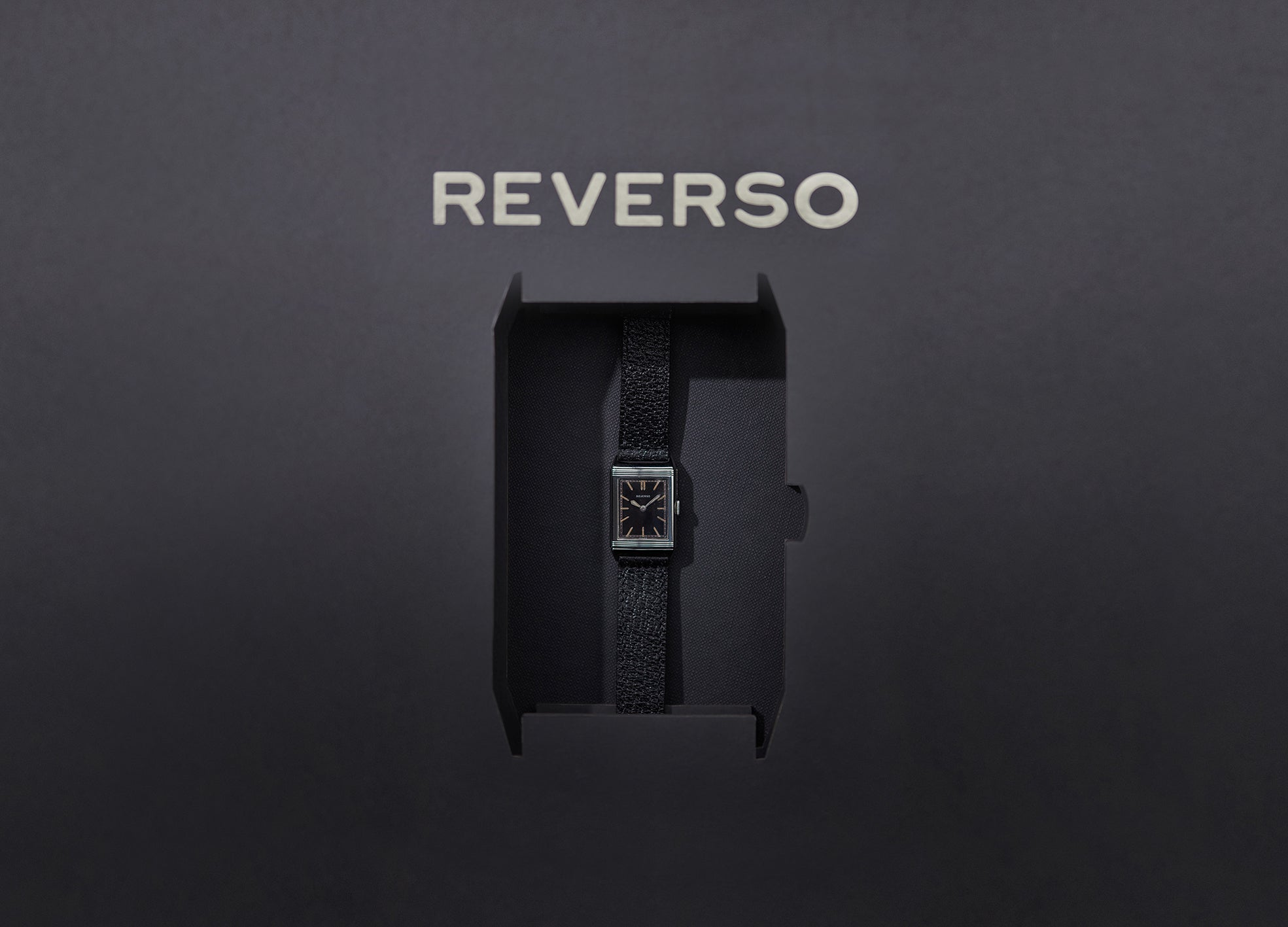 90 year old Jaeger-LeCoultre piece in The Flippin' History of the Reverso for A Collected Man