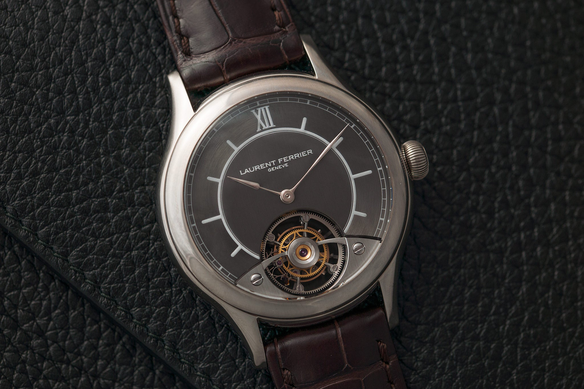 Laurent Ferrier Galet Classic Tourbillon watch at A Collected Man - approved seller of independent watchmakers