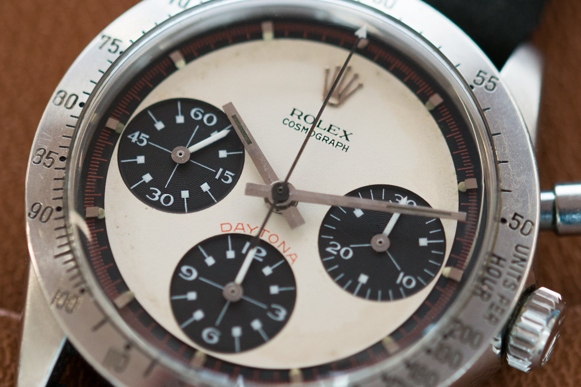 photo There's a 1965 Rolex Paul Newman Daytona For Sale on eBay Right Now (Yours for a Cool 325,000)