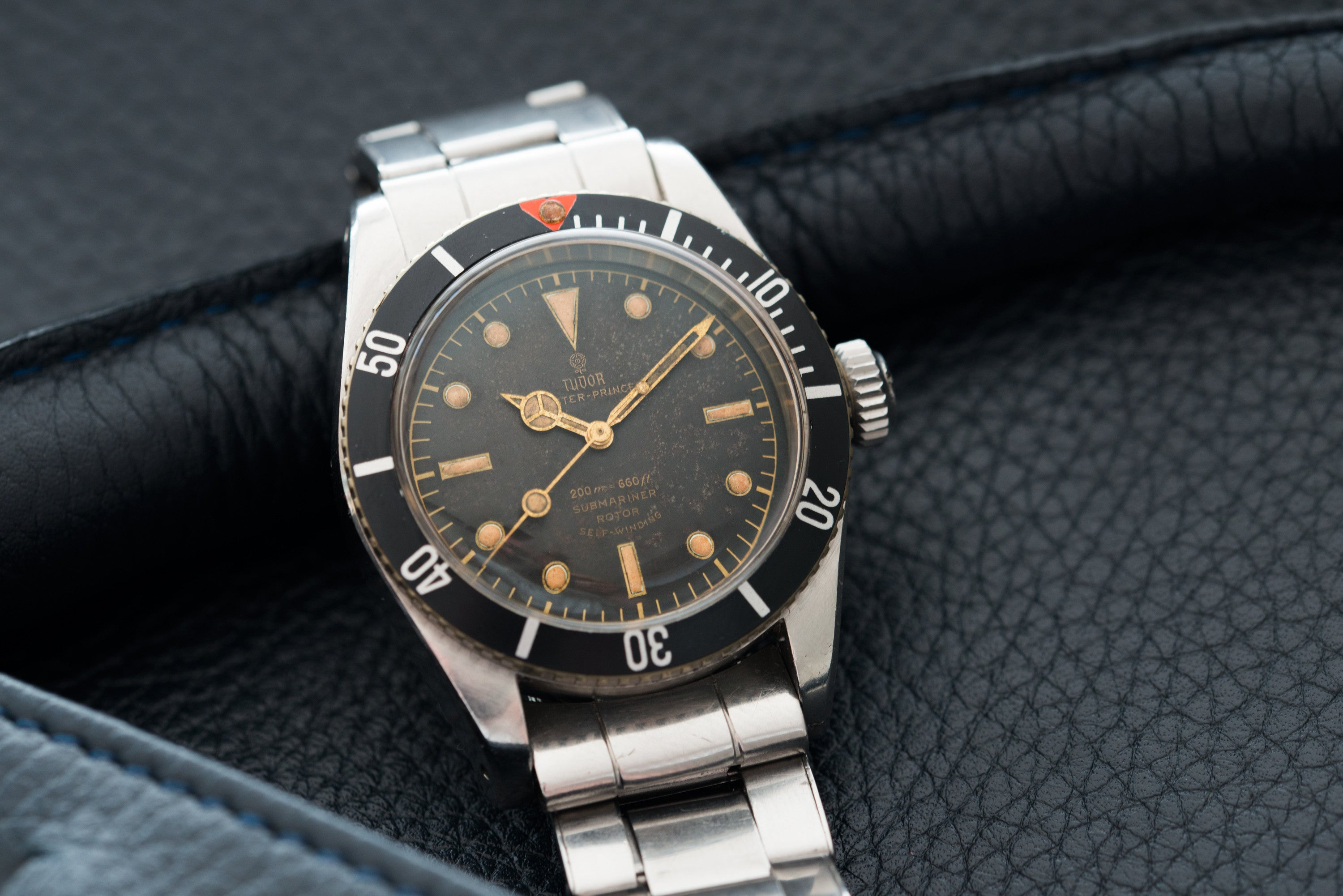 tudor submariner james bond diver