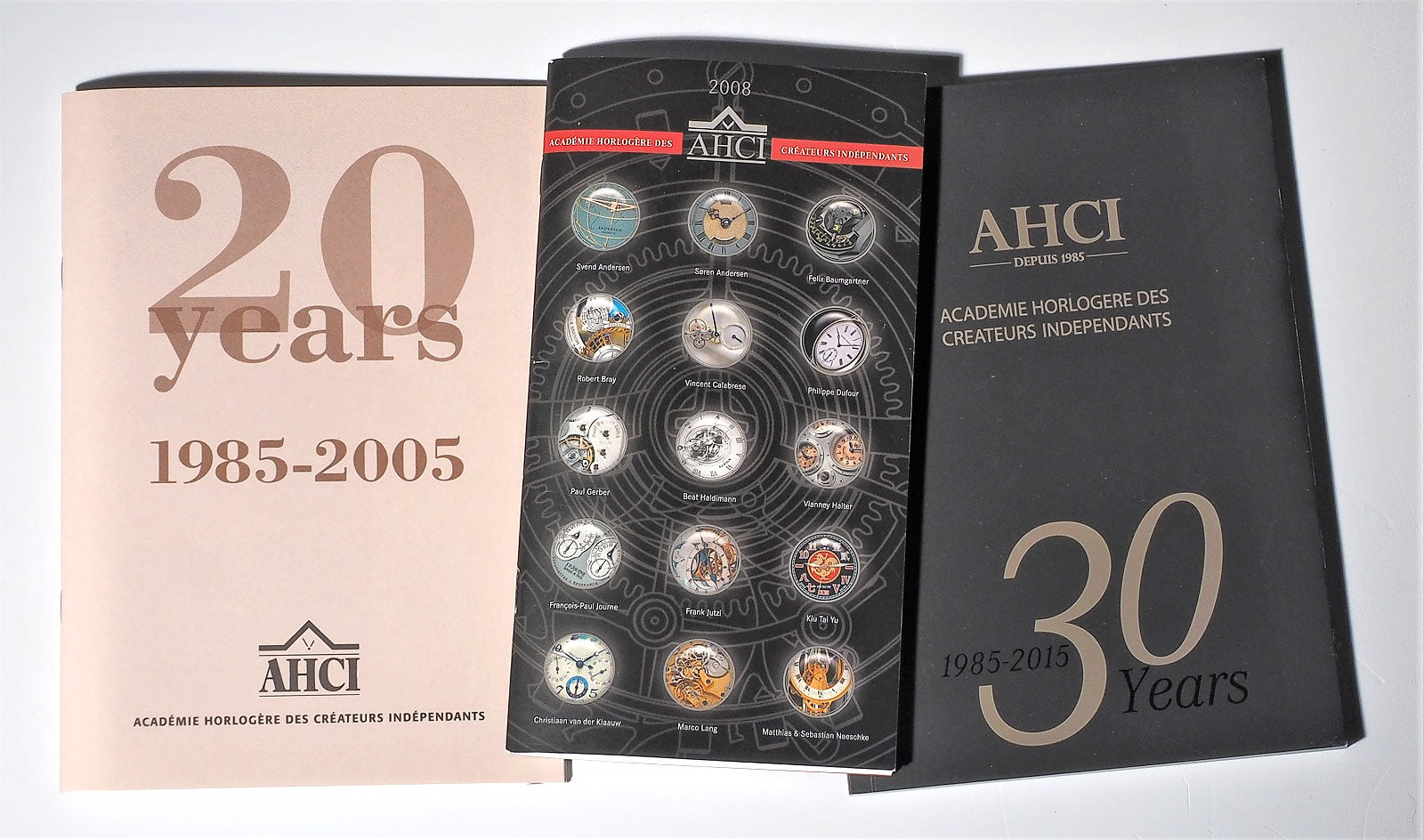 AHCI booklets In The Origins of the AHCI for A Collected Man London