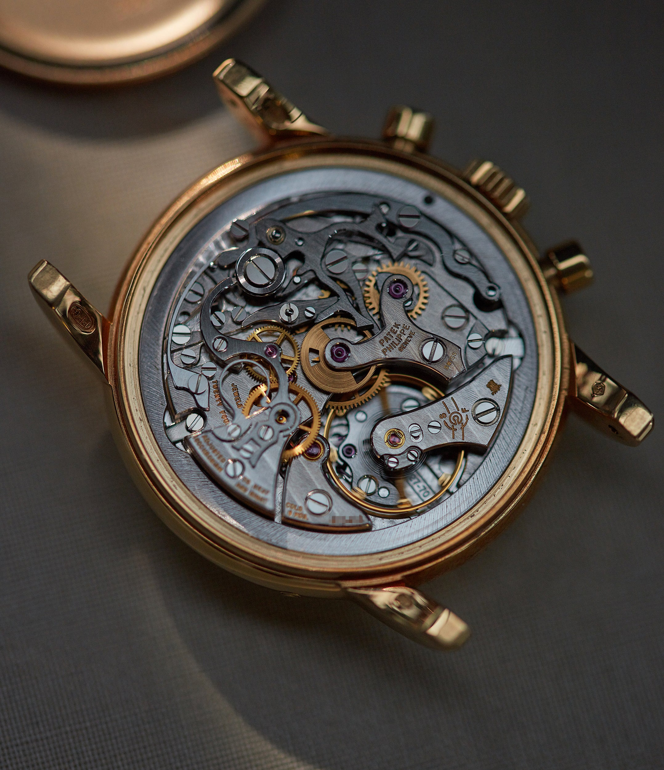 3970 movement in Transitional watches for A Collected Man London
