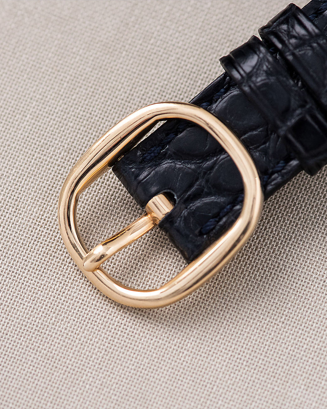 Patek Philippe Ellipse watch strap buckle  In Why the Patek Philippe Golden Ellipse Should Matter Just as Much as the Nautilus for A Collected Man London