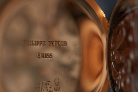 Philippe Dufour Grande et Petite Sonnerie watch at A Collected Man London