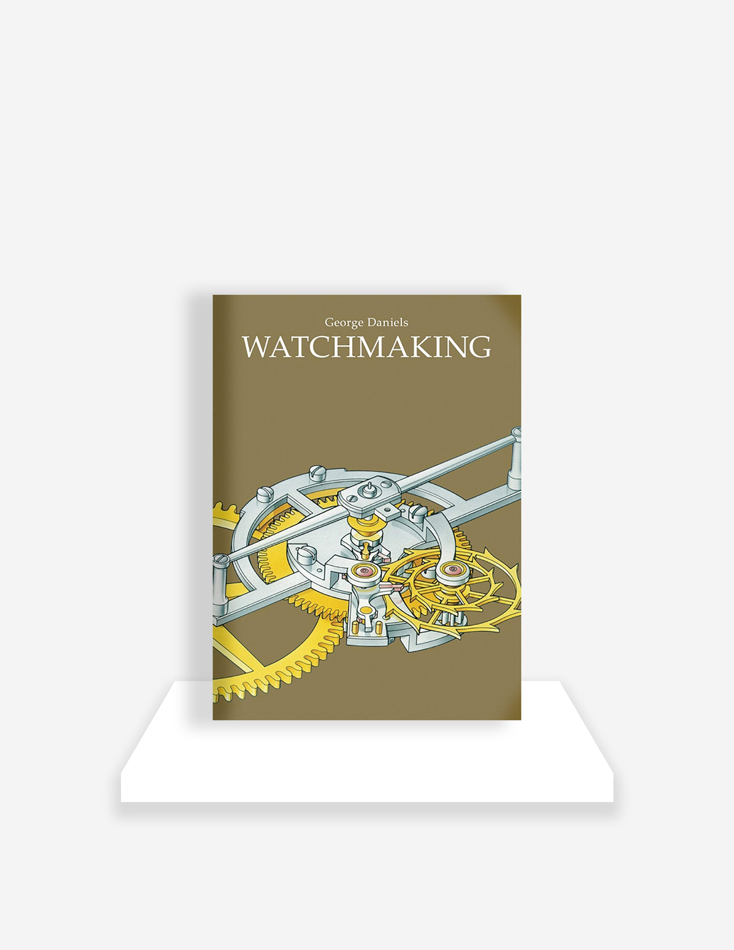 Watchmaking by George Daniels a book about the Daniels method of watchmaking for A Collected Man London
