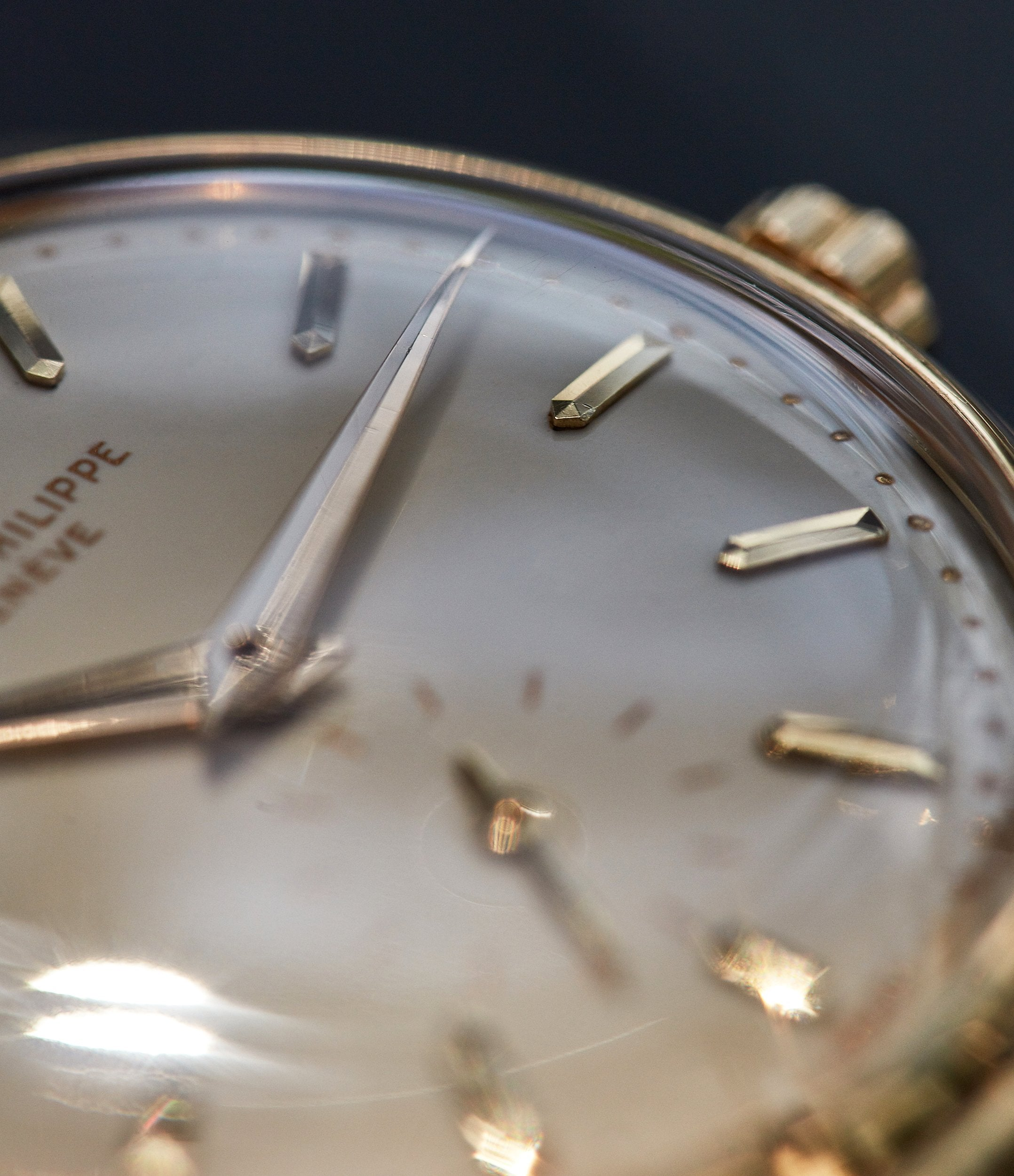 Grand Feu dial in The Art of Enamel Dials for A Collected Man London