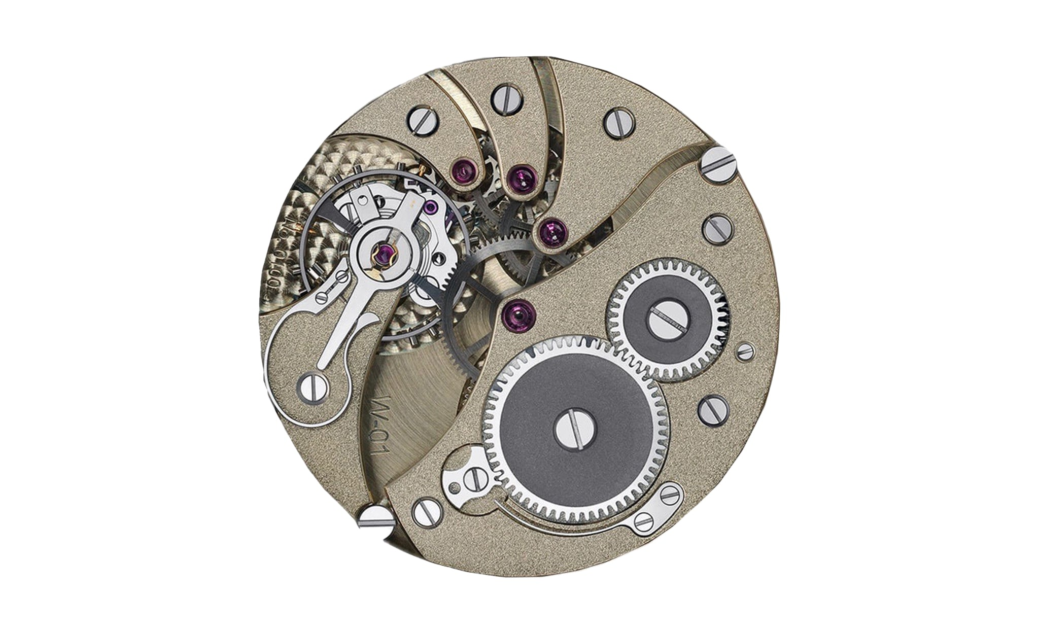 W01 movement made for Only Watch in The Importance of the School Watch for A Collected Man London