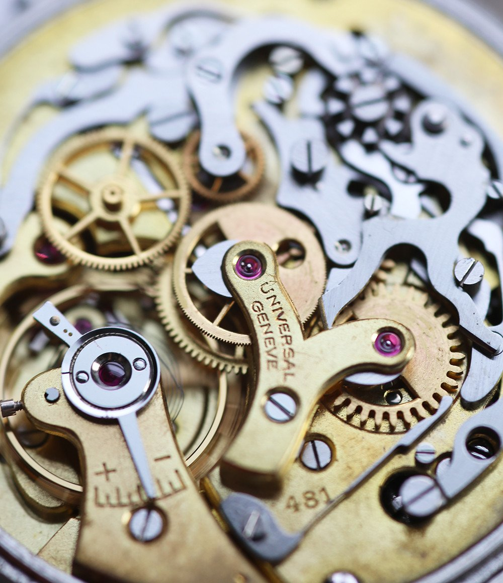 Universal Genève Tri-Compax movement In Some of the Mistakes we've Made in Buying Watches for A Collected Man London