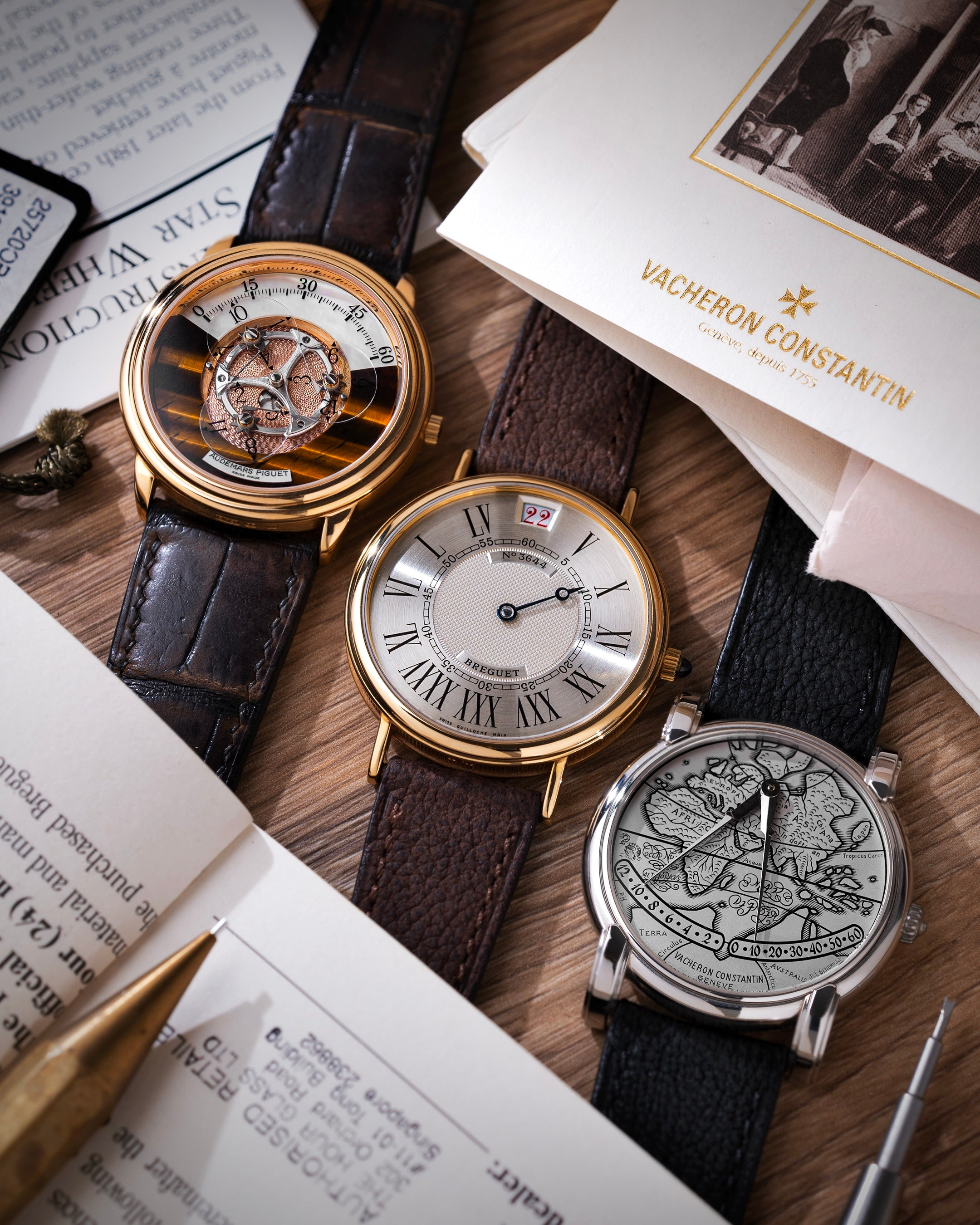 in The Rise of Neo-Vintage Watches for A Collected Man London