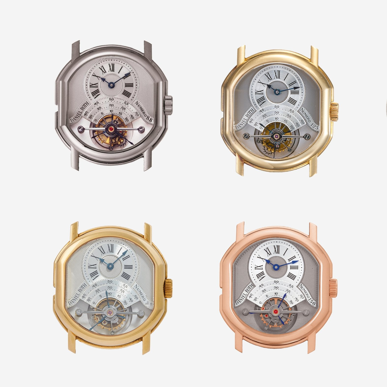 Daniel Roth Tourbillon in The Rise of Neo-Vintage Watches for A Collected Man London